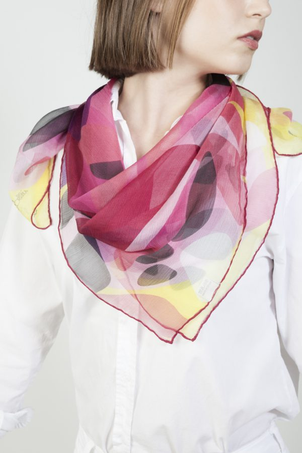 made in spain silk scarves