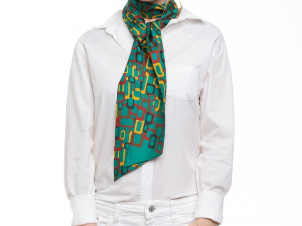 style and high quality silk scarf